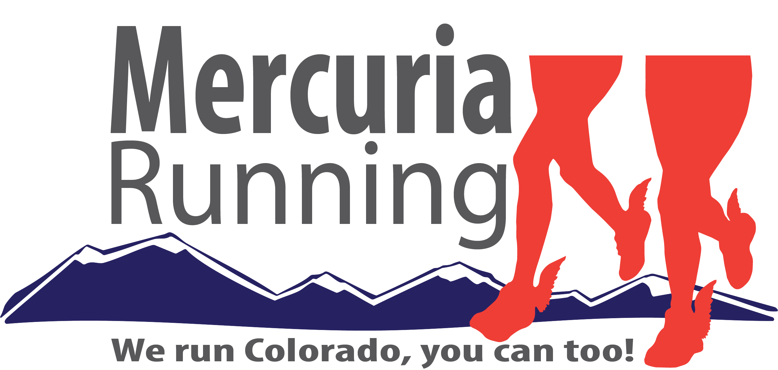 logo for Mercuria Running